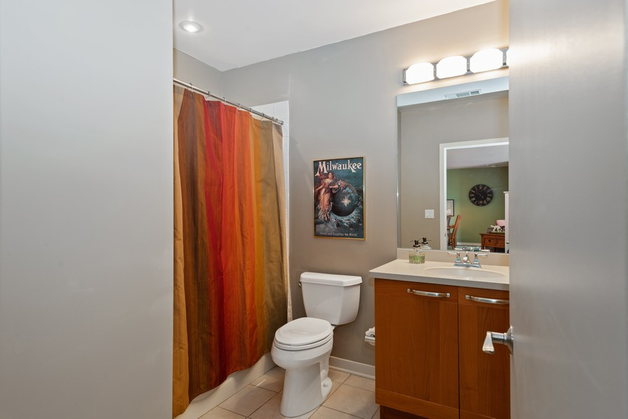 Real Estate Photography - 1522 N Prospect Ave Unit 1104, Milwaukee, WI, 53202 - Bathroom