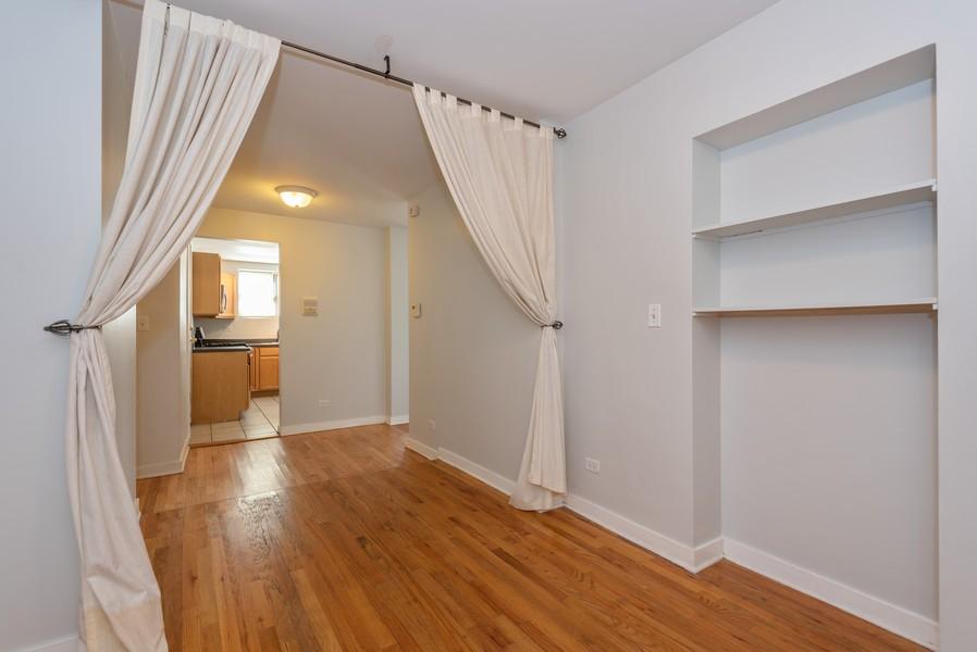 Real Estate Photography - 2732 Hampton Parkway #DG, Evanston, IL, 60201 - Office or den space