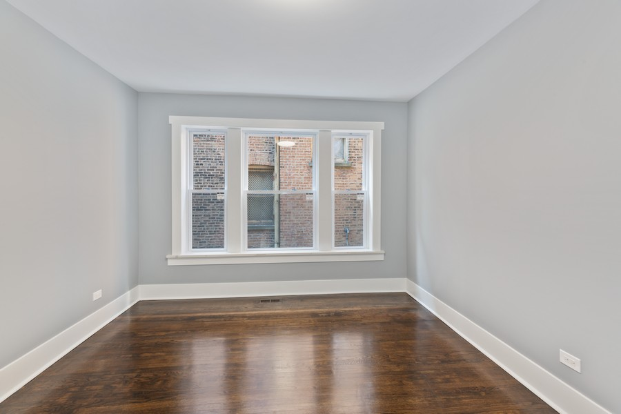Real Estate Photography - 7138 S Cole Ave, Unit 1N, Chicago, IL, 60649 - 3rd Bedroom