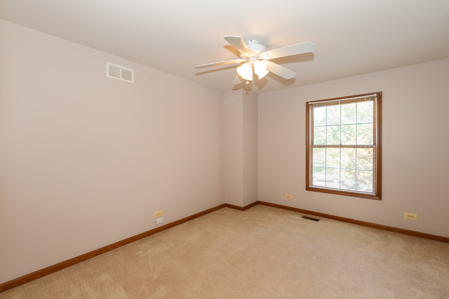 Real Estate Photography - 1740 Arbordale Ln, Algonquin, IL, 60102 - 3rd Bedroom