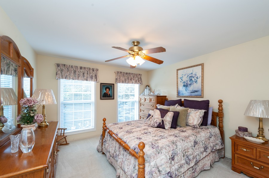 Real Estate Photography - 34032 N. Wooded Glen, Grayslake, IL, 60030 - 4th Bedroom