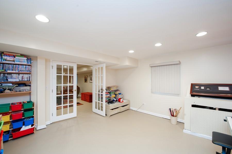 Real Estate Photography - 34032 N. Wooded Glen, Grayslake, IL, 60030 - Basement