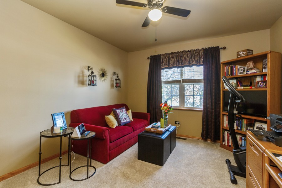 Real Estate Photography - 5 Layden Circle, Manteno, IL, 60950 - 3rd Bedroom