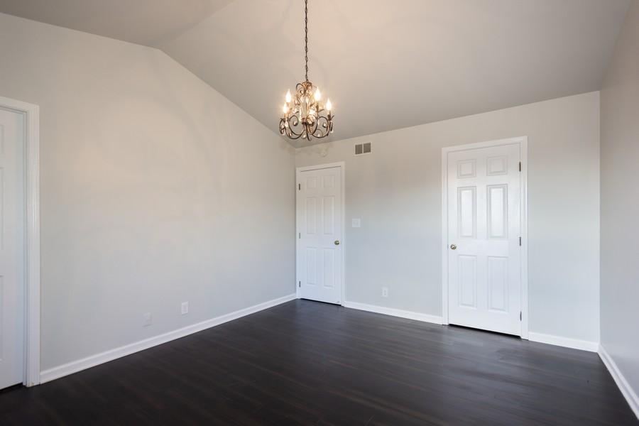 Real Estate Photography - 609 Salem Circle, Oswego, IL, 60543 - Master Bedroom
