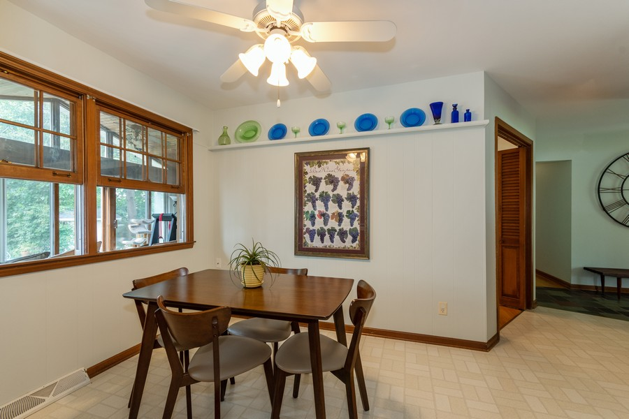Real Estate Photography - 2310 Taliesin Drive, Aurora, IL, 60506 - Breakfast Nook