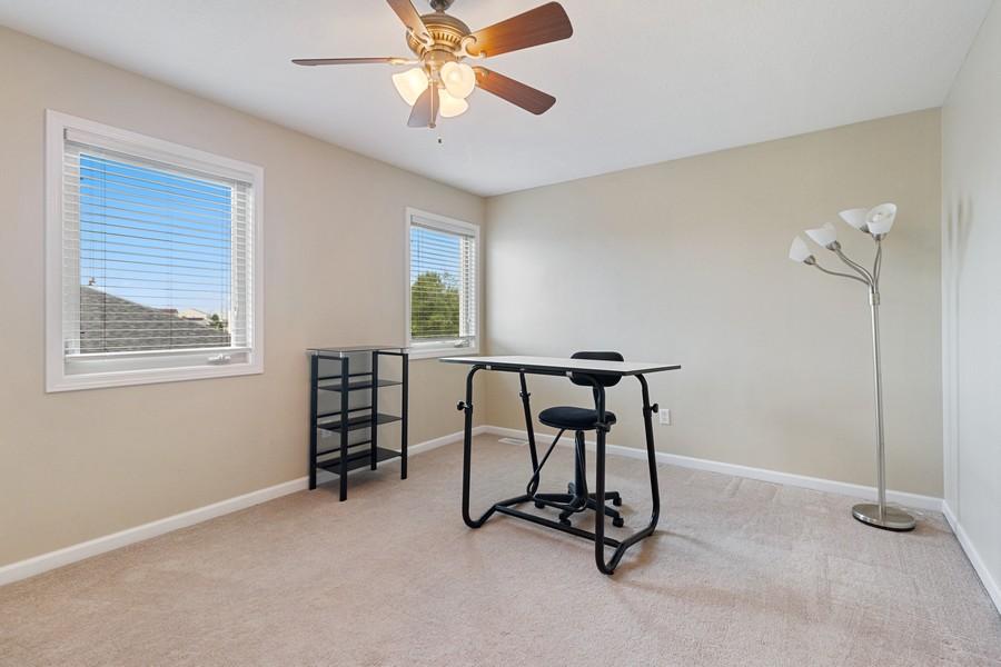 Real Estate Photography - 1726 Bridle Ct, Bourbonnais, IL, 60914 - 3rd Bedroom