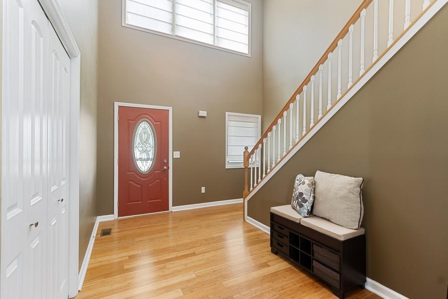 Real Estate Photography - 1726 Bridle Ct, Bourbonnais, IL, 60914 - Foyer
