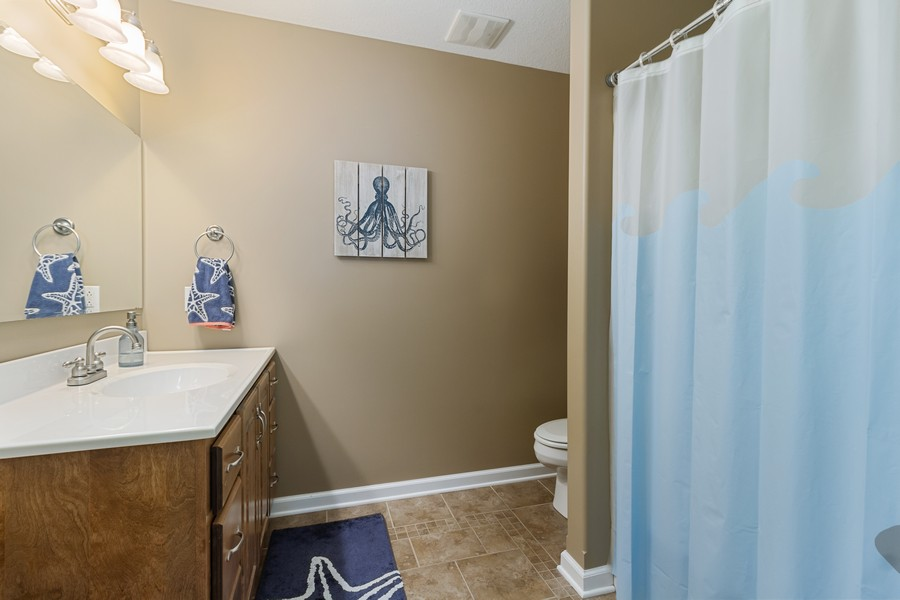 Real Estate Photography - 1726 Bridle Ct, Bourbonnais, IL, 60914 - Bathroom