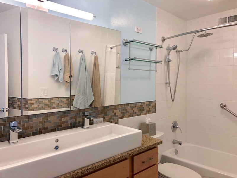 Real Estate Photography - 4250 N Marine, Unit 1716, Chicago, IL, 60618 -