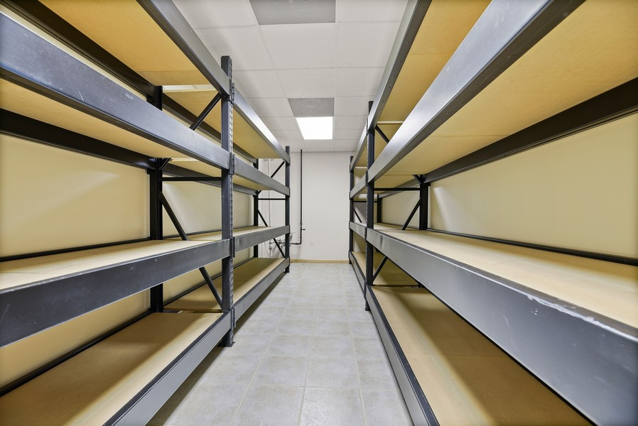 Real Estate Photography - 32 Blodgett Avenue, Clarendon Hills, IL, 60514 - Huge storage Rm in the Bsmt