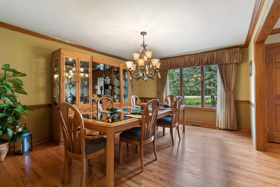 Real Estate Photography - 7835 W. McCarthy Rd., PALOS PARK, IL, 60464 - Dining Room