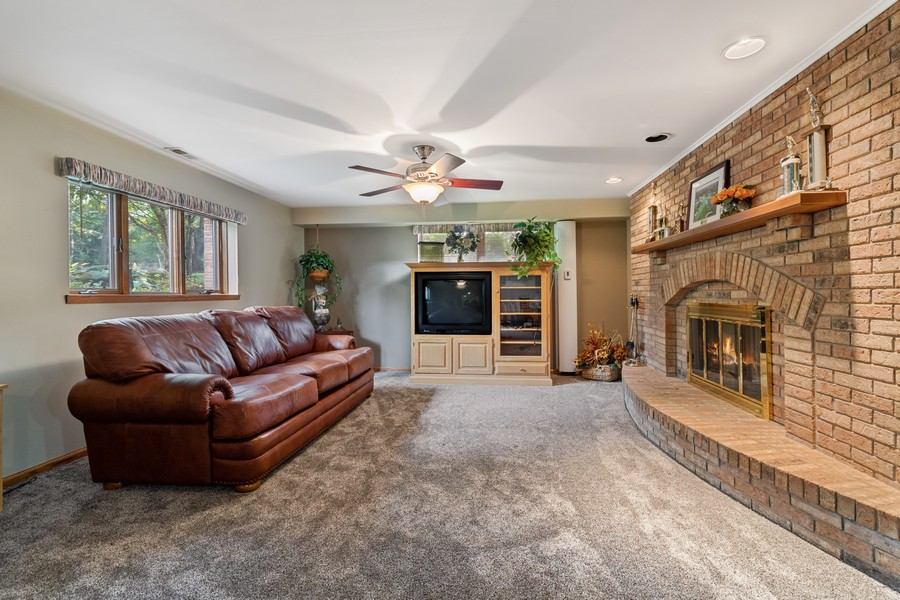 Real Estate Photography - 7835 W. McCarthy Rd., PALOS PARK, IL, 60464 - Basement