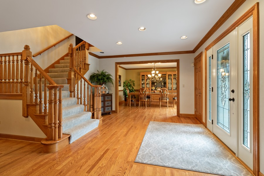 Real Estate Photography - 7835 W. McCarthy Rd., PALOS PARK, IL, 60464 - Foyer