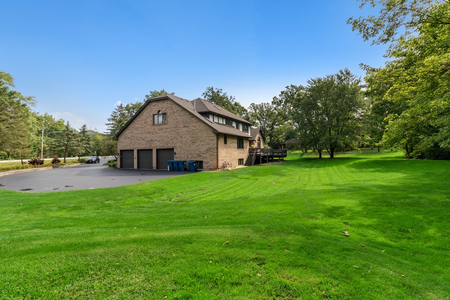 Real Estate Photography - 7835 W. McCarthy Rd., PALOS PARK, IL, 60464 - Side View