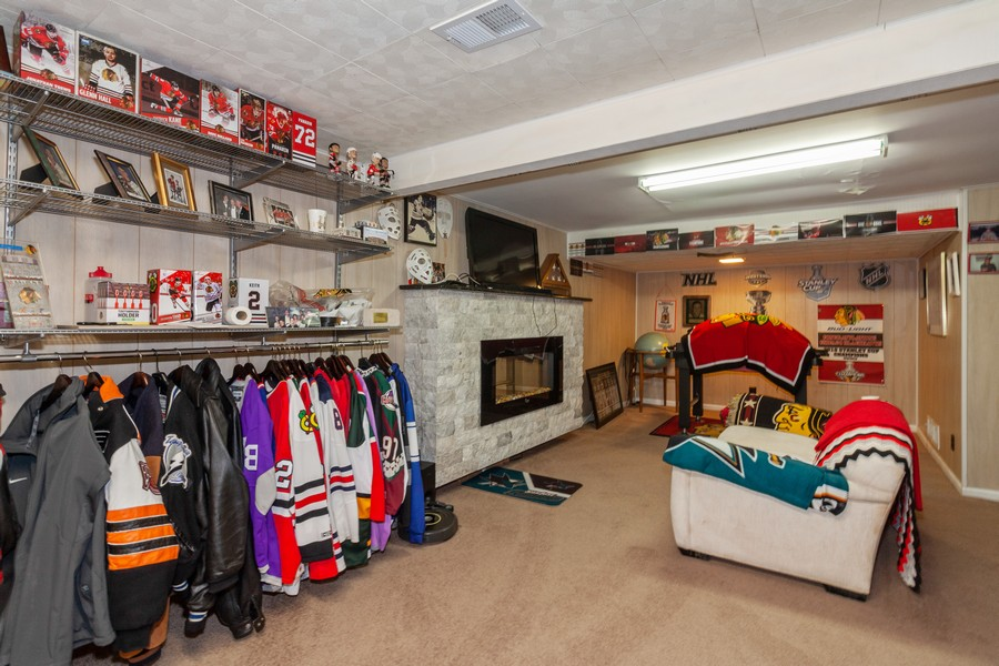 Real Estate Photography - 6 Maple Tree Ct, Elmhurst, IL, 60126 - Basement