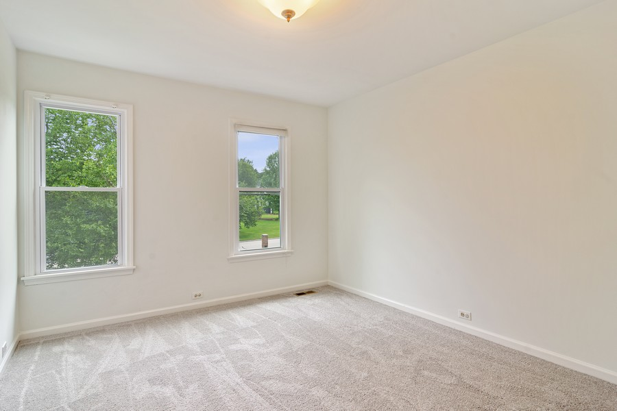 Real Estate Photography - 23907 Lancaster Ct, Deer Park, IL, 60010 - 2nd Bedroom