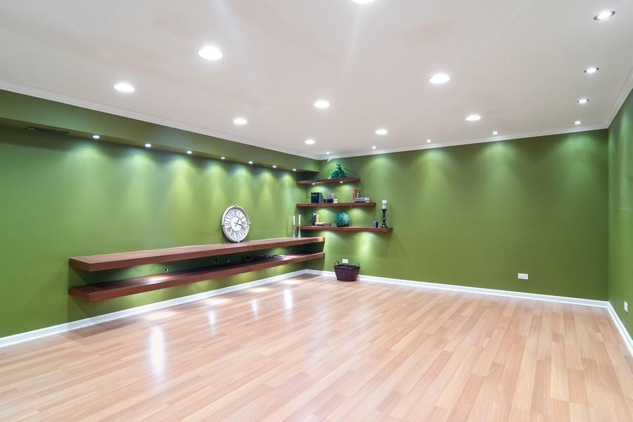 Real Estate Photography - 23907 Lancaster Ct, Deer Park, IL, 60010 - Lower Level