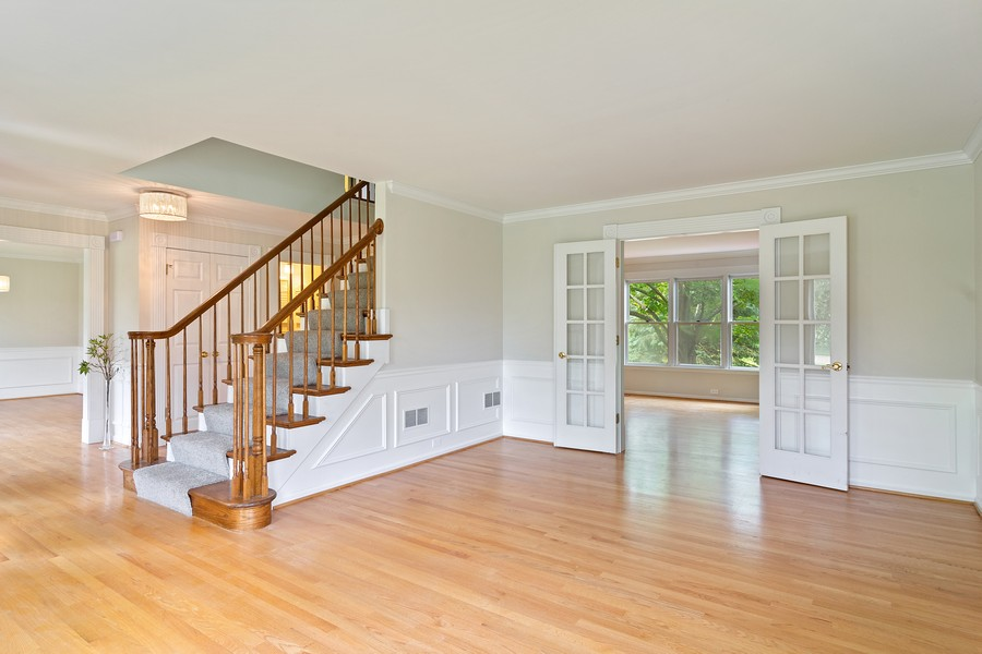 Real Estate Photography - 23907 Lancaster Ct, Deer Park, IL, 60010 - Great Room