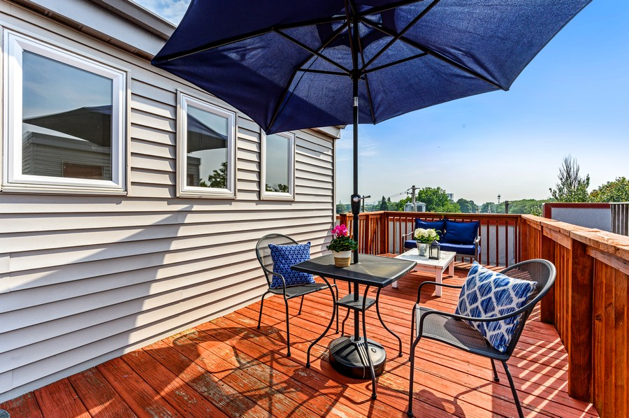 Real Estate Photography - 525 South Boulevard, Evanston, IL, 60202 -