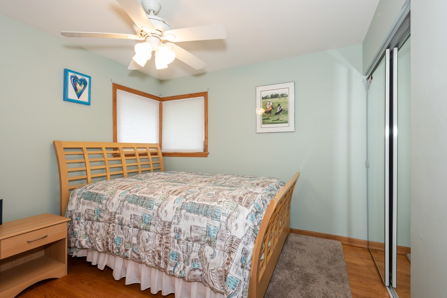 Real Estate Photography - 810 Pershing Ave, Wheaton, IL, 60189 - 3rd Bedroom