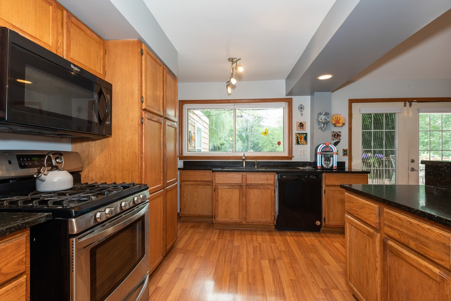 Real Estate Photography - 810 Pershing Ave, Wheaton, IL, 60189 - Kitchen