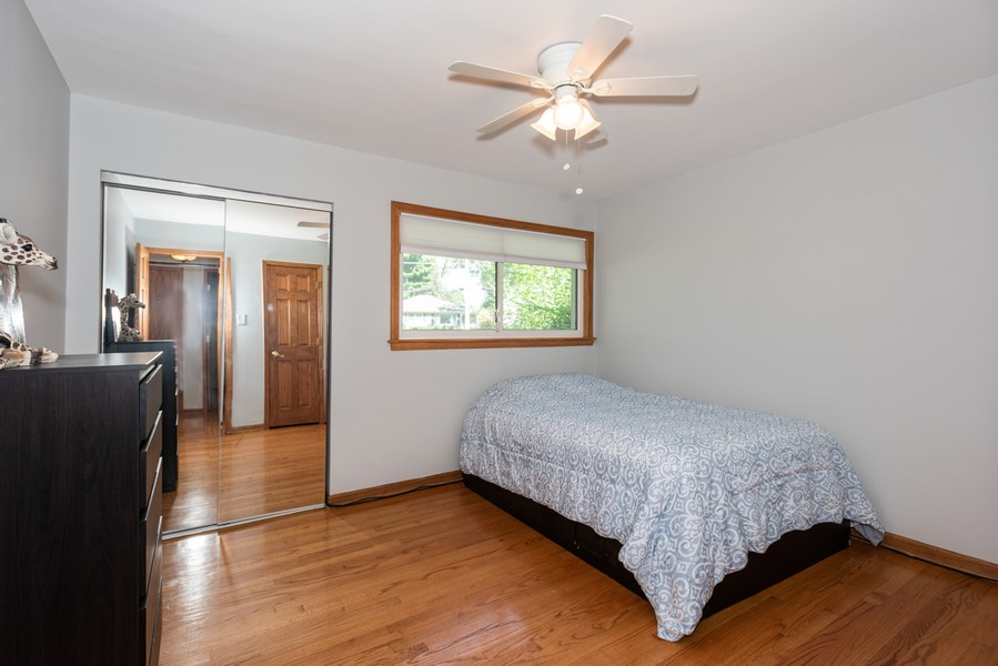 Real Estate Photography - 810 Pershing Ave, Wheaton, IL, 60189 - Bedroom