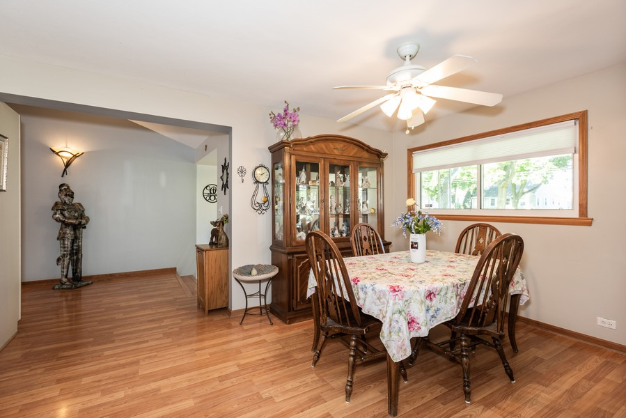 Real Estate Photography - 810 Pershing Ave, Wheaton, IL, 60189 - Dining Room