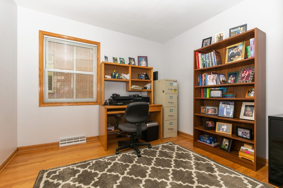 Real Estate Photography - 5118 s. Nagle, chicago, IL, 60638 - 2nd Bedroom