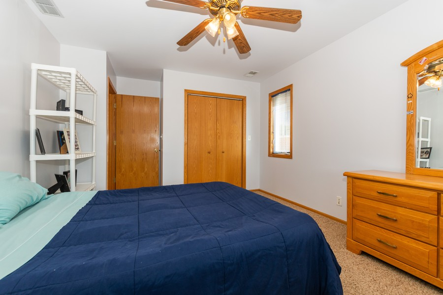 Real Estate Photography - 5118 s. Nagle, chicago, IL, 60638 - 3rd Bedroom