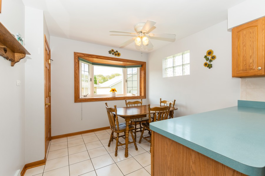 Real Estate Photography - 5118 s. Nagle, chicago, IL, 60638 - Dining Room