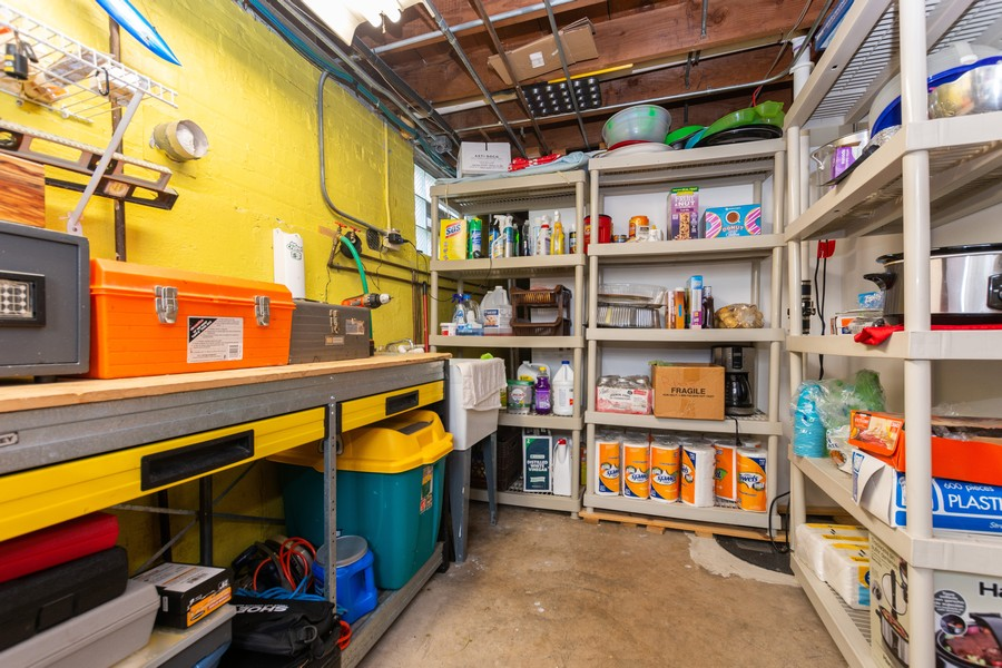 Real Estate Photography - 5118 s. Nagle, chicago, IL, 60638 - Basement