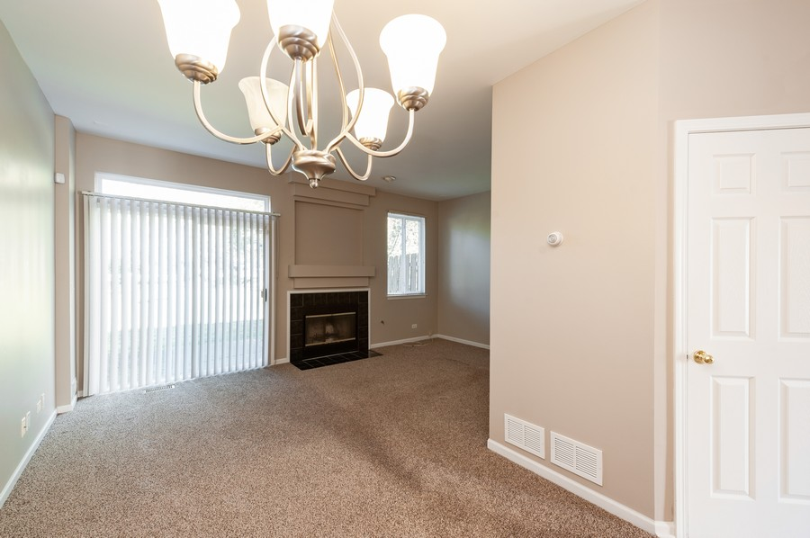 Real Estate Photography - 188 Stockton, Grayslake, IL, 60030 - Family Room