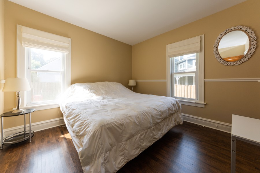 Real Estate Photography - 131 W. Russell Street, Barrington, IL, 60010 - 1ST FLOOR MASTER BEDROOM OPTION