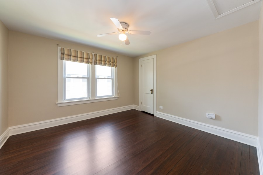 Real Estate Photography - 131 W. Russell Street, Barrington, IL, 60010 - 3RD BEDROOM LOCATED ON 2ND FLOOR