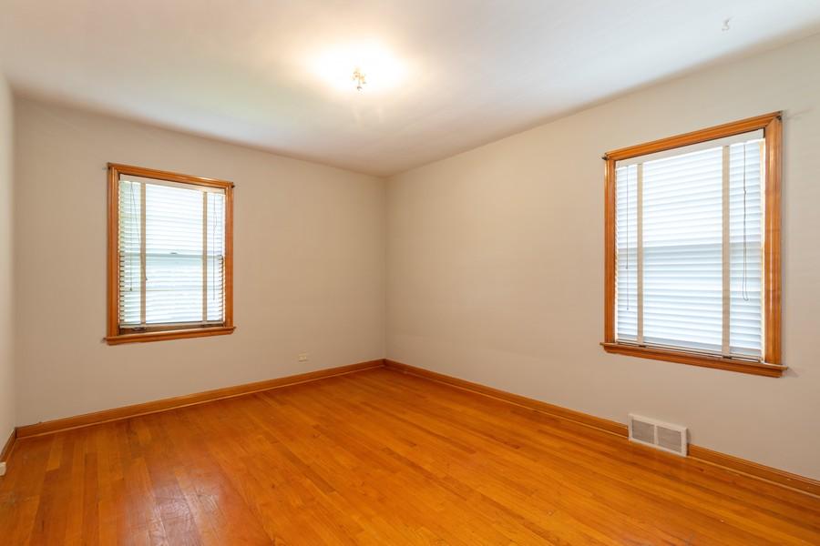 Real Estate Photography - 6416 W Pershing, Berwyn, IL, 60402 - Bedroom