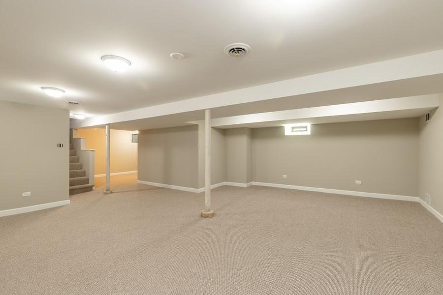 Real Estate Photography - 6416 W Pershing, Berwyn, IL, 60402 - Basement