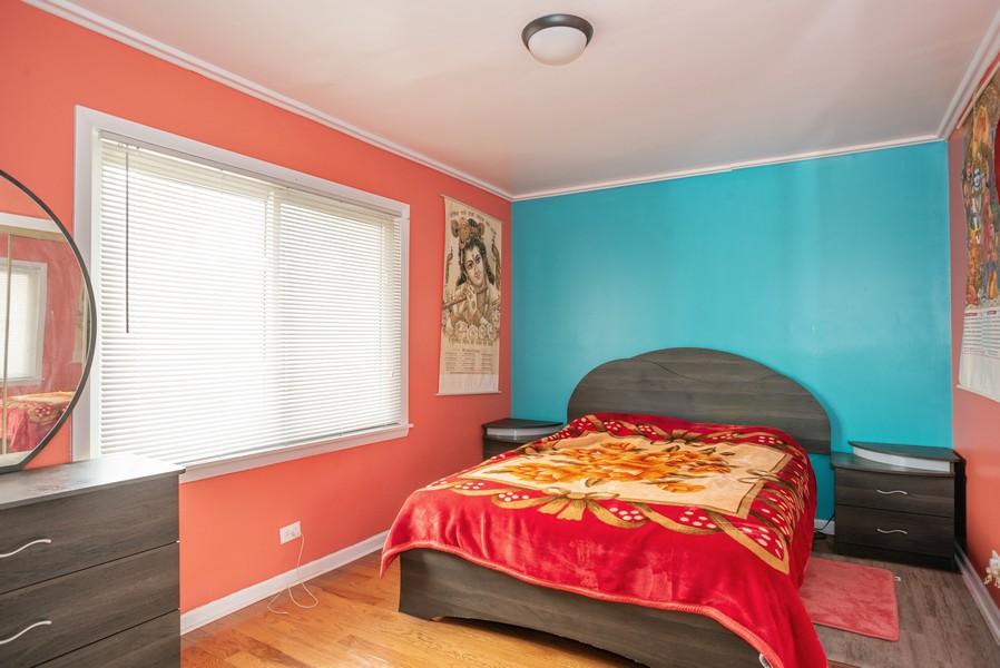 Real Estate Photography - 2145 Brummel Ave, Evanston, IL, 60202 - Master Bedroom