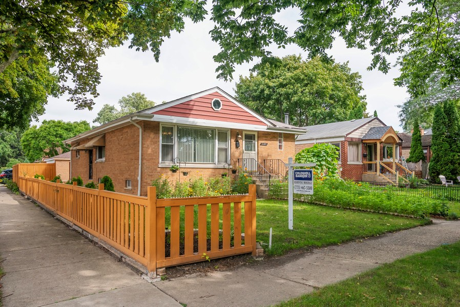 Real Estate Photography - 2145 Brummel Ave, Evanston, IL, 60202 - Front View