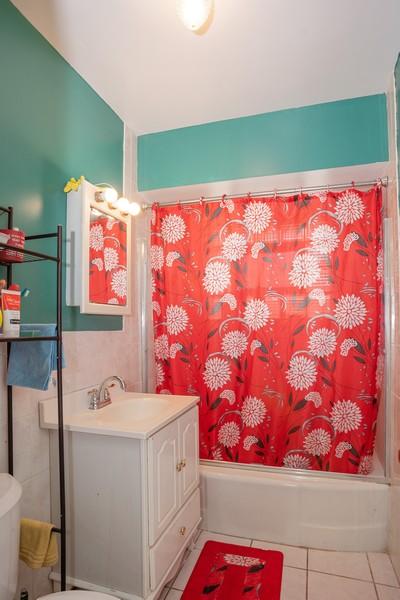 Real Estate Photography - 2145 Brummel Ave, Evanston, IL, 60202 - Bathroom