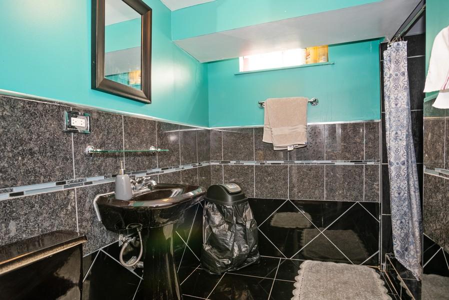 Real Estate Photography - 2145 Brummel Ave, Evanston, IL, 60202 - 2nd Bathroom