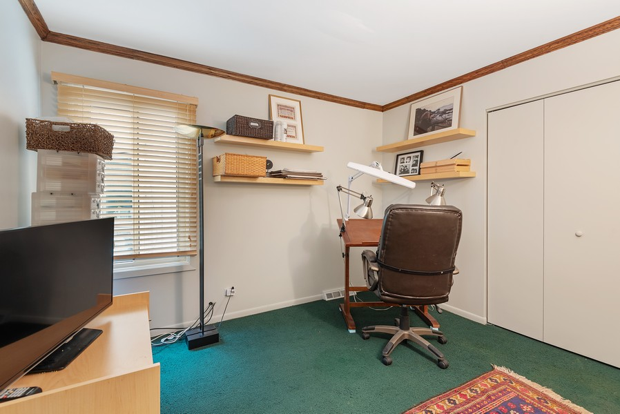 Real Estate Photography - 2209 Dodge Avenue, Evanston, IL, 60201 - Bedroom