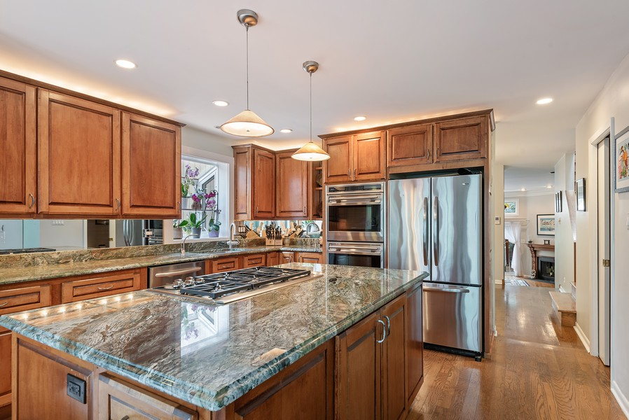 Real Estate Photography - 2209 Dodge Avenue, Evanston, IL, 60201 - Kitchen
