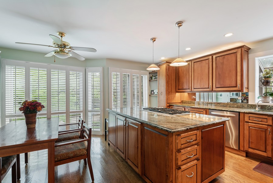 Real Estate Photography - 2209 Dodge Avenue, Evanston, IL, 60201 - Kitchen / Breakfast Room