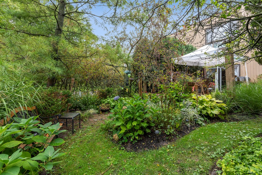 Real Estate Photography - 2209 Dodge Avenue, Evanston, IL, 60201 - Back Yard