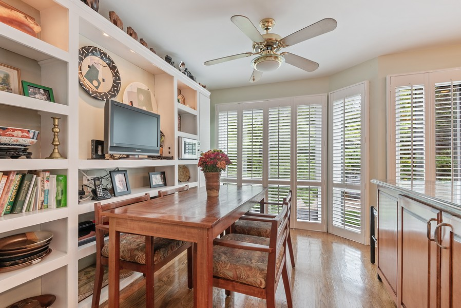 Real Estate Photography - 2209 Dodge Avenue, Evanston, IL, 60201 - Breakfast Area