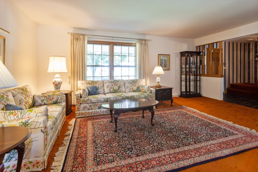 Real Estate Photography - 11919 W Locust St, Wauwatosa, WI, 53222 - Spacious living room