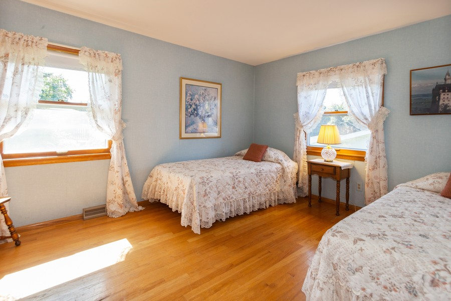Real Estate Photography - 11919 W Locust St, Wauwatosa, WI, 53222 - Bedroom