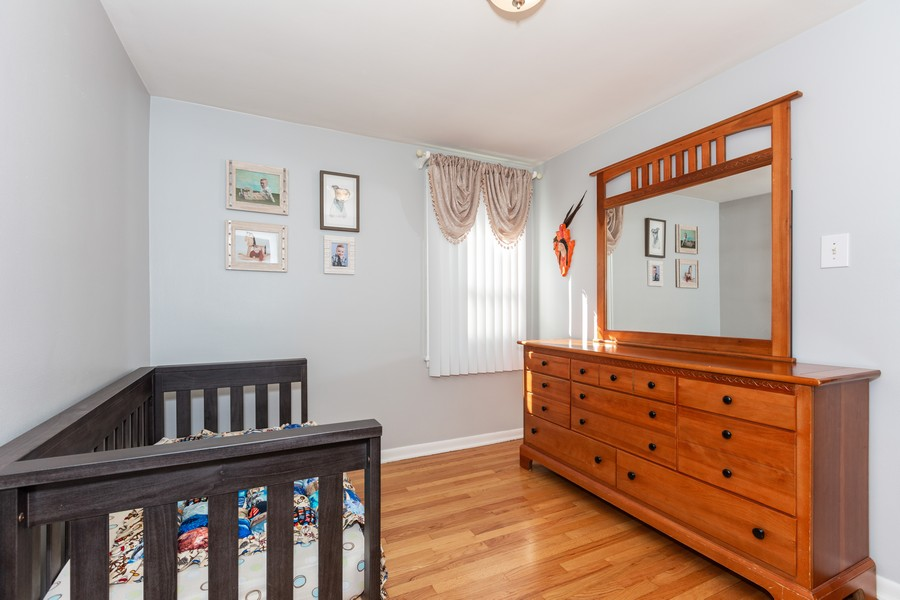 Real Estate Photography - 5519 S. Melvina Ave, Chicago, IL, 60638 - 2nd Bedroom