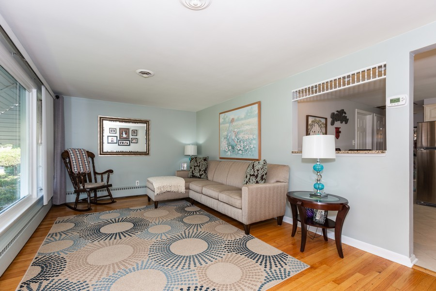 Real Estate Photography - 5519 S. Melvina Ave, Chicago, IL, 60638 - Living Room
