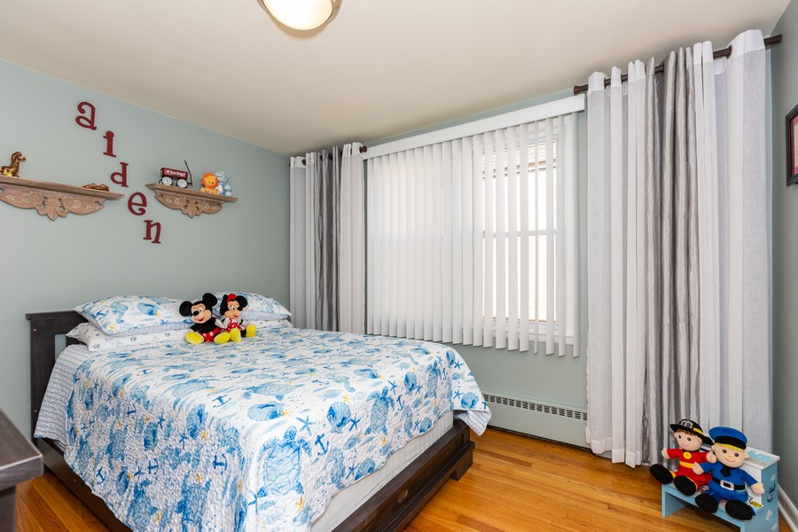 Real Estate Photography - 5519 S. Melvina Ave, Chicago, IL, 60638 - Bedroom